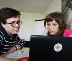 Seniorzy w Akcji / Warsztaty w Powsinie / czerwiec 2012
