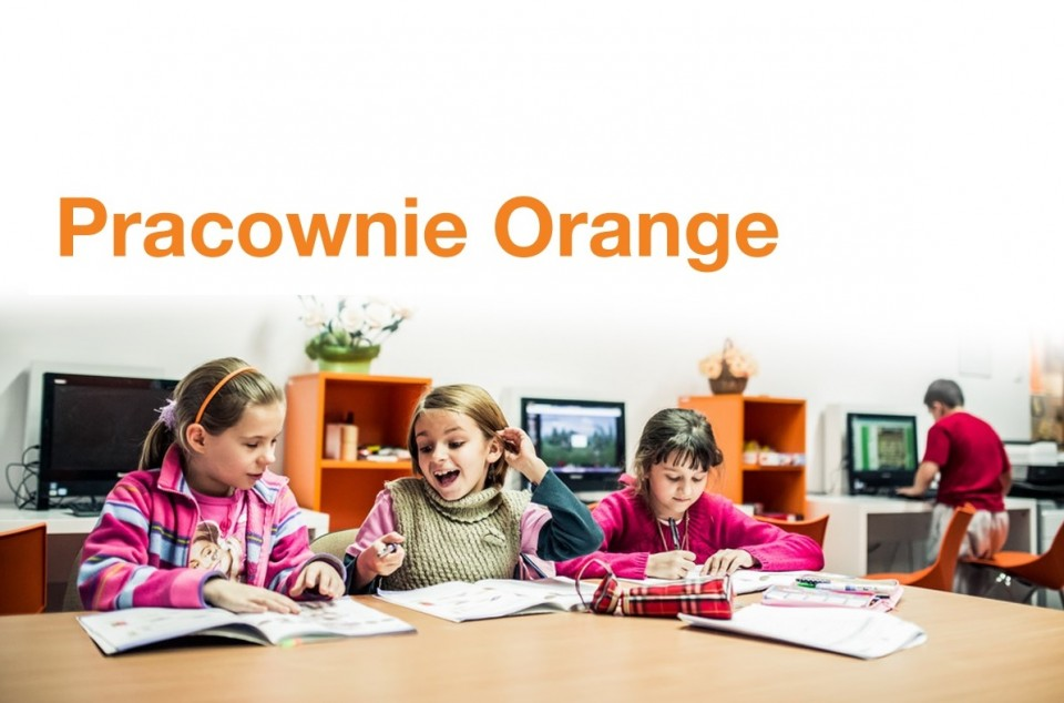 pracownie orange